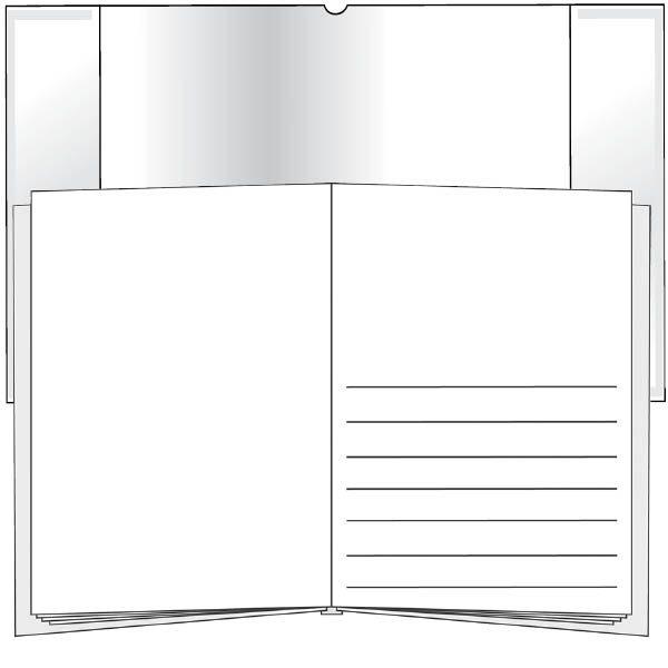 5018 Bare Book Set